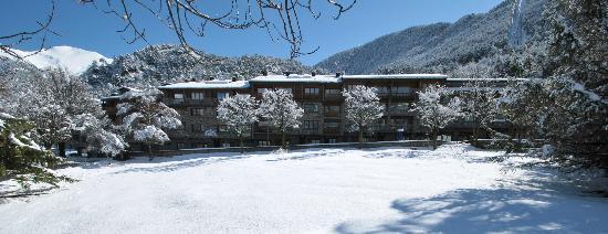 Apartaments Giberga : Giberga en invierno