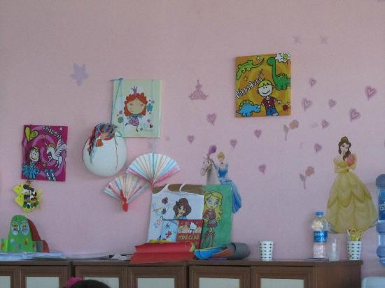 SENTIDO Turan Prince: Children club