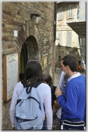 Al Cantuccio : My friends looking for menu