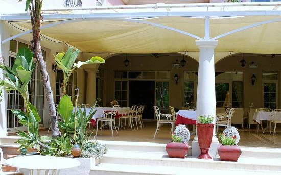 Quinta Jacintina Hotel: The breakfast/ lunch area