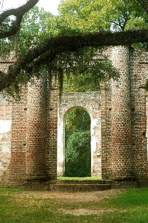 Yemassee, SC: Sheldon Church Ruins