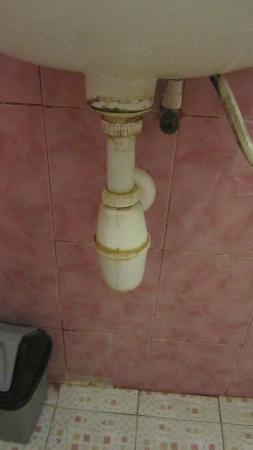 Villa Puri Royan: il bagno del terrore