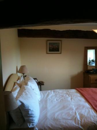 West Barn B&B: top room