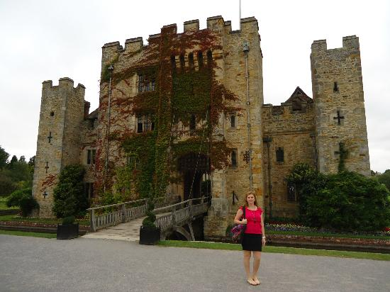 Hever Castle Bed and Breakfast: The Castle