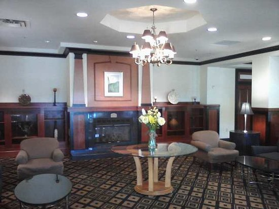 Holiday Inn Grand Rapids - Airport : Lobby