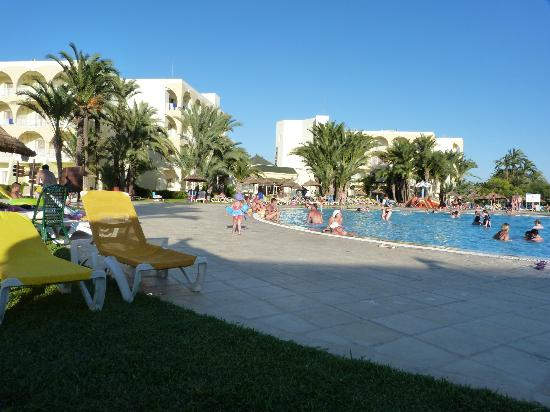 SunConnect One Resort Monastir: Aqua park