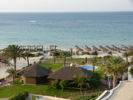 One Resort Monastir: Vue depuis la chambre