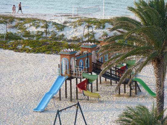 SunConnect One Resort Monastir: Vue depuis la chambre