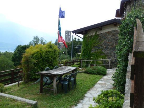 Consiglio di Rumo, Italien: Agriturismo