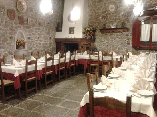 La Scuderia : la sala per una cena