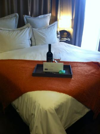Brown TLV Urban Hotel: Solo room