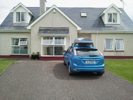 Portbeg Holiday Homes at Donegal Bay: Front View
