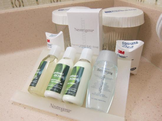 Hilton Garden Inn Portland Beaverton: amenities
