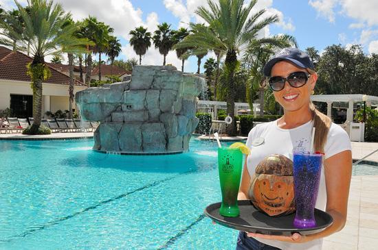 Star Island Resort and Club : Pool Bar
