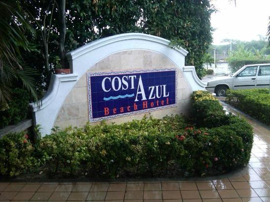 GHL Comfort Hotel Costa Azul: lindo