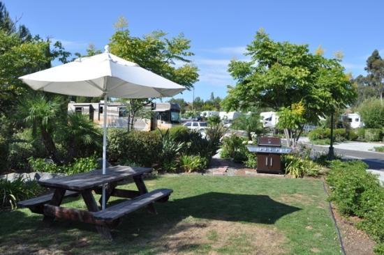 Bbq Area Foto Di Escondido Rv Resort Escondido