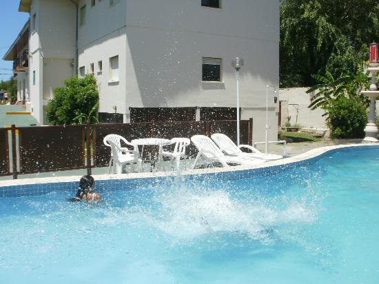 Hotel Venezia: Al agua!
