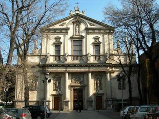 Chiesa di Sant'Angelo: Facciata