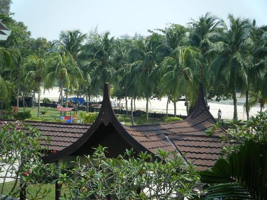 The Grand Beach Resort: Garden View