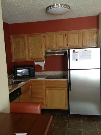 Residence Inn Parsippany: Kitchen