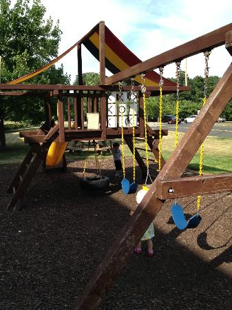 Residence Inn Parsippany: Play ground