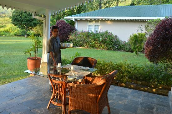 Ceylon Tea Trails: gracious and elegant service