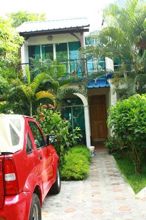 Oceanic Villa: семейное бунгало