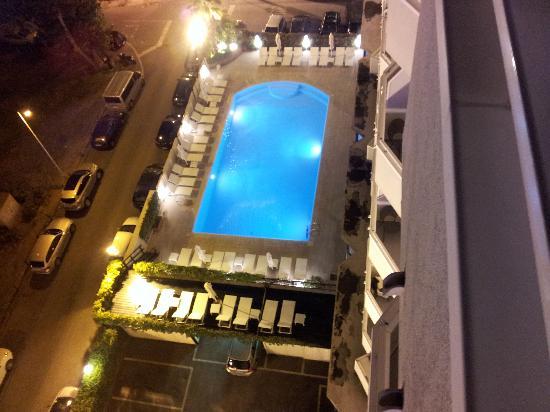 Hotel Sporting Rimini: piscina