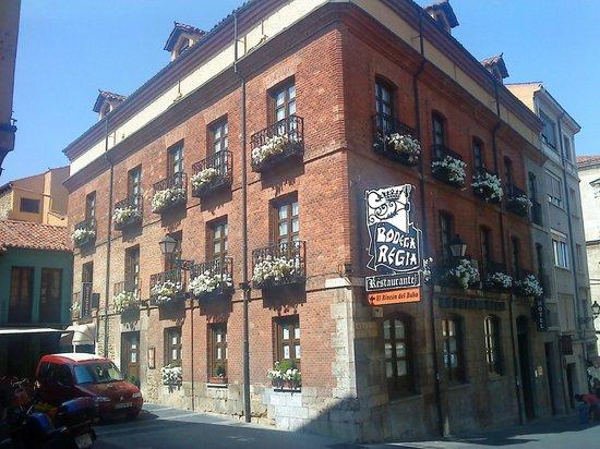 Posada regia hotel y restaurante picture of la bodega for Hotel la bodega