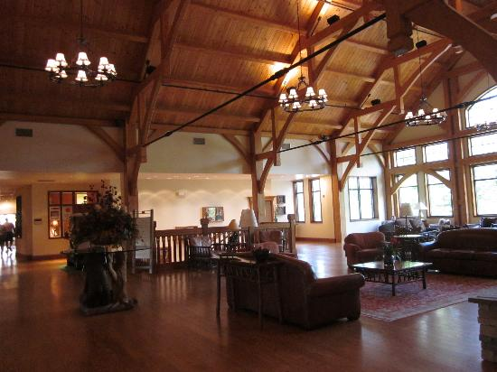 Stonewall Resort: Lobby