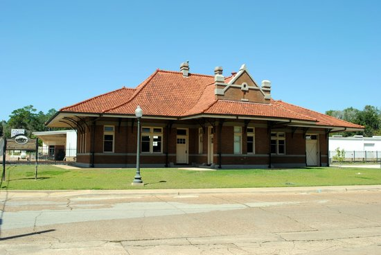 Nacogdoches Railroad Depot