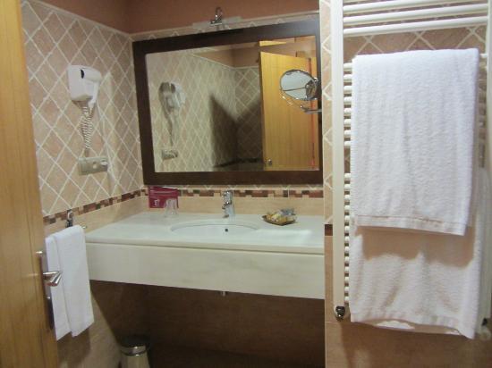 Hotel O Desvio: Bagno