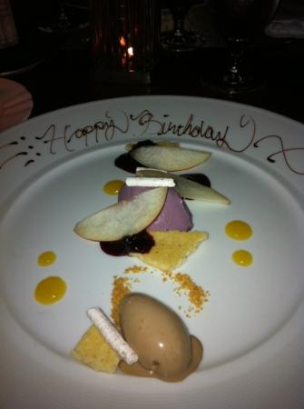 Colicchio & Sons : special touches