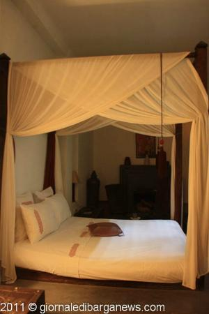 Ryad des Eaux: il letto