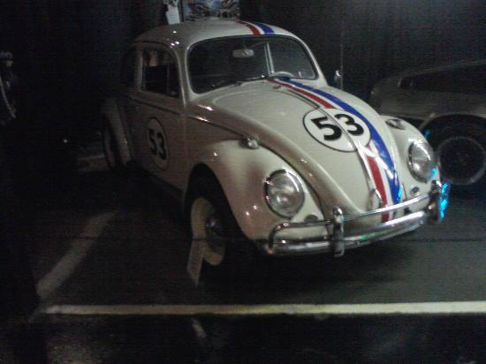 herbie picture of rusty 39 s tv and movie car museum jackson tripadvisor. Black Bedroom Furniture Sets. Home Design Ideas
