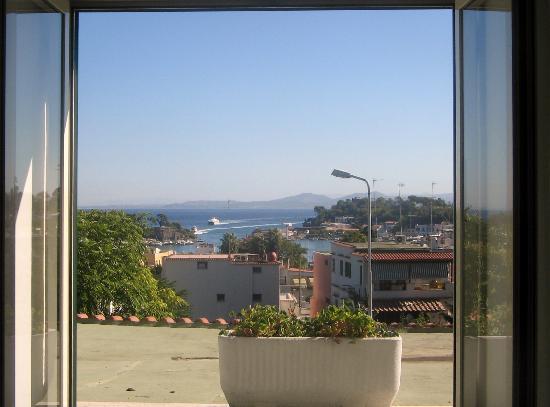 Hotel New Crostolo: camera vista mare