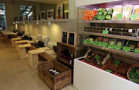 Restaurante Mordisco : store