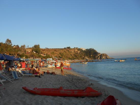 Hotel Grotticelle: la spiaggia di grotticelle