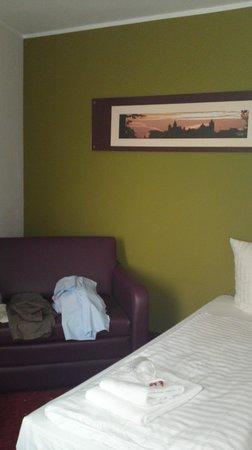 Leonardo Hotel Nürnberg: third bed