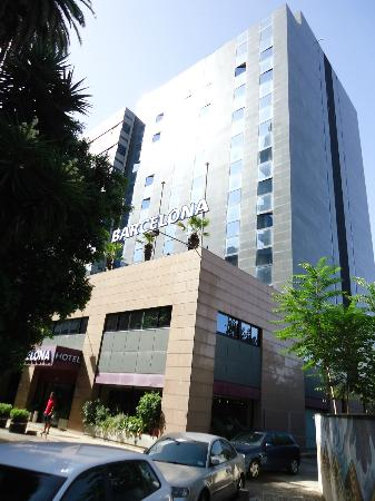 3k Barcelona Hotel: Hotel
