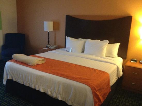Fairfield Inn & Suites Chesapeake : Room