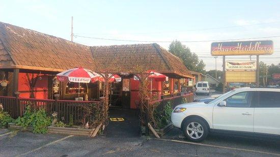 German Restaurant In Hendersonville North Carolina