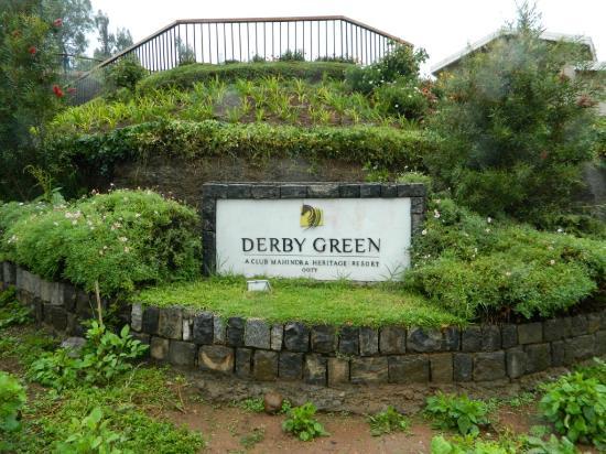 Club Mahindra Derby Green: The Hotel