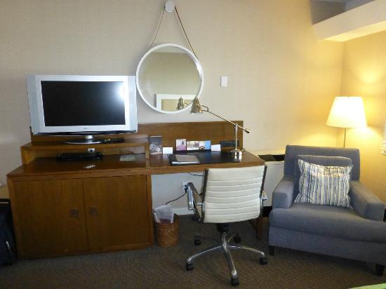Hyatt Regency Mission Bay : Suite