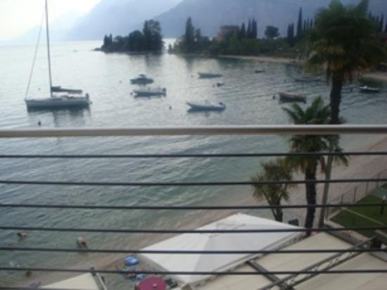 Hotel Val di Sogno: vista dalla camera dell'albergo Val di Sogno