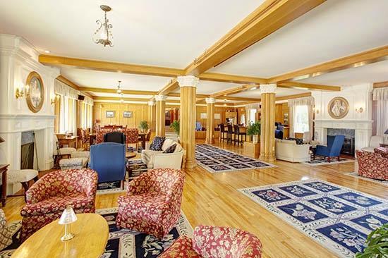 Keltic Lodge Resort & Spa: Highland Sittimg Room