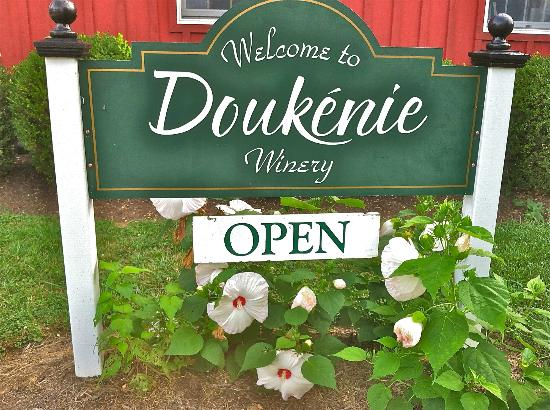 Image result for Doukenie Winery, Mountain Road, Hillsboro, VA
