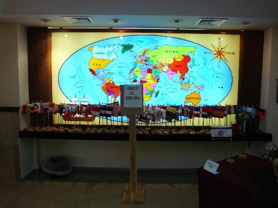 Restal Hotel: multinacional