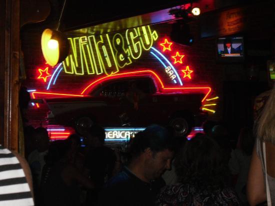 Wild&co bar
