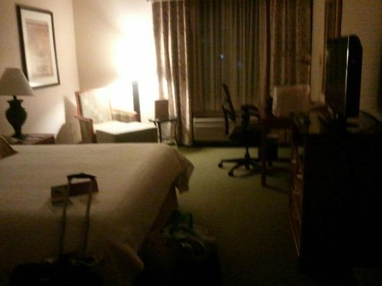 Hilton Garden Inn Seattle/Renton: 114 room